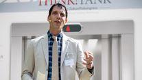 Kramer: Trends der Energiebranche - die Zukunft der Energie: Invisible spray-on solar cells
